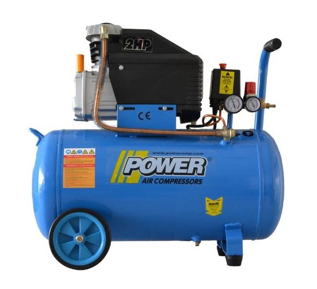 Power serisi Direkt Akuple Yağlı Kompresörler